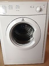 54 Indesit IDV75 7kg White Vented Tumble Dryer 1 YEAR GUARANTEE FREE DELIVERY