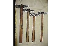 **HAND TOOLS**PIN HAMMERS**£1.50 EACH**
