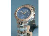 Mens claude valentini oceanmaster movement watch, immaculate, works perfect,bargain at only £15