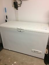 Large Whirlpool Chest freezer