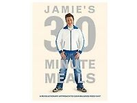 Selection of Cookery Books, including Jamie Oliver – unused, excellent condition
