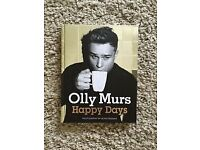 Olly Murs SIGNED Biography