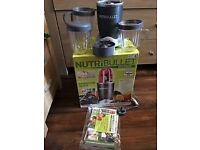 Nutribullet 600 series, still boxed, used once