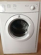 77 Indesit IDV75 7kg White Vented Tumble Dryer 1 YEAR GUARANTEE FREE DELIVERY