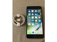 IPHONE 6 PLUS 128GB SILVER***UNLOCKED ON ALL NETWORKS***