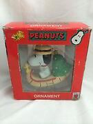Peanuts Christmas Ornaments