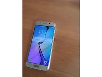 SAMSUNG GALAXY S6 EDGE 32GB GOLD MOBILE PHONE****UNLOCKED****