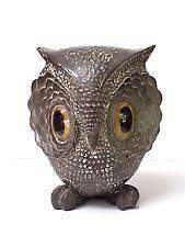 Metal Owl Wall Decor metal owl | ebay