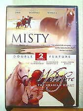 Double Feature DVD Misty/Wildfire
