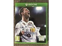 FIFA 18 - 2018 - BRAND NEW SEALED - XBOX ONE