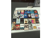 Joblot of Music Cassettees 1990s