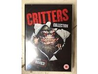 Critters Box Set DVD collection NEW 07711023509