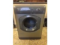 65 Hotpoint TVM562 6kg Silver Sensor Drying Vented Tumble Dryer 1 YEAR GUARANTEE FREE DELIVERY