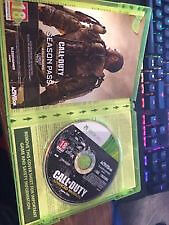 XBox 360 Call of Duty Advanced Warfare video game