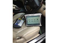 Mobile Mercedes specialist , Diagnostics & repair, programing coding , key replacement , Technician