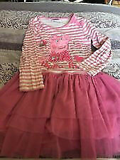 GORGEOUS PEPPA PIG GIRLS SPECIAL OCCASION PARTY DRESS AGE 3 - 4 YEARS