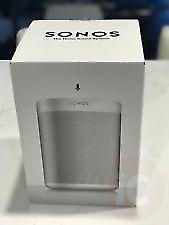 Sonos One WHITE As New Used Once - Latest Spec Smart Speaker - Built-in Alexa White