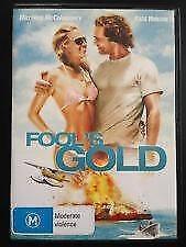 Fools Gold (DVD, 2008) Kate Hudson, Matthew McConaughey (9325336