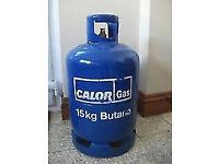 Calor gas 15kg butane empty gas bottle