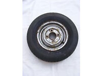 TRAILER / MINI WHEELS WITH TYRES WANTED