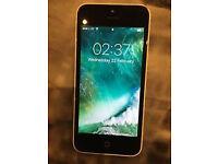 apple iphone 5c white 8gb unlocked any network