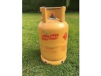 EMPTY GAS BOTTLE IDEAL FOR INDOOR HEATER CALOR GAS HEATERS