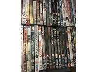 Wanted dvds