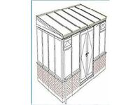 Wickes York Lean To Conservatory