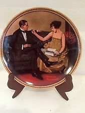 Norman Rockwell Collector Plate Windsor Region Ontario image 1