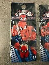 Spiderman Necklace Bracelet Set Kids