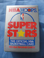 1990 NBA HOOPS SUPER STARS - 100 CARD SET