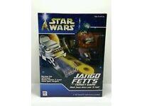 Star Wars Jango Fett Target Game