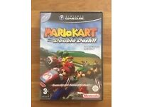 Mario Kart Double Dash Gamecube and Wii Nintendo. Good condition