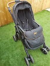 Silvercross pram and push chair