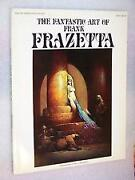 Frank Frazetta Book