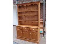Urgently Wanted - Quality Pine Furniture - Welsh Dressers - Table and Chairs - Wardrobes etc.