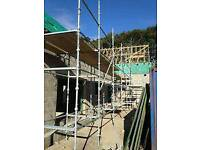 SCAFFOLD HIRE FROM £80 CHEAPEST IN SCOTLAND GUARANTEED