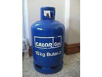Calor gas empty bottles butane propane