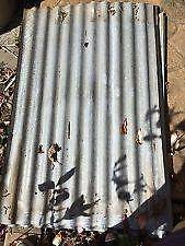 4 corrugated iron sheets Beecroft Hornsby Area Preview