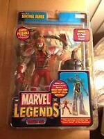 marvel legend omega red (sceller neuf) collection sentinelle.