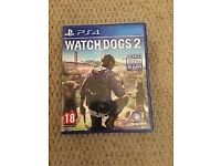 WAR DOGS 2 brand new with season pass PS4