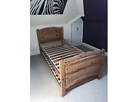 Mark's and Spencer Bed with Hideaway Bed underneath and 2 Mattress