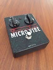Voodoo Labs Micro Vibe Pedal Catherine Field Camden Area Preview