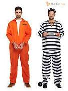 Prisoner Fancy Dress
