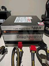 700watt Thermaltake Toughpower Power Supply