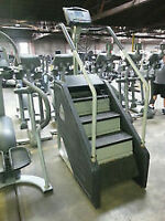 Stairmaster Stepmill 7000PT GREYSCREEN-Same as in gyms now!