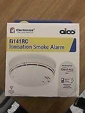 Ei141RC Ionisation Smoke Alarm
