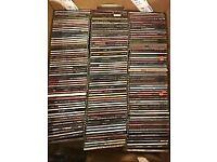 250 mixed cds