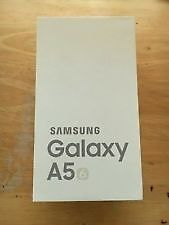 Samsung Galaxy A5 16GB ( 2016 edition)complete with box and acc perfect condition and under warrenty