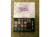 Urban decay make up used